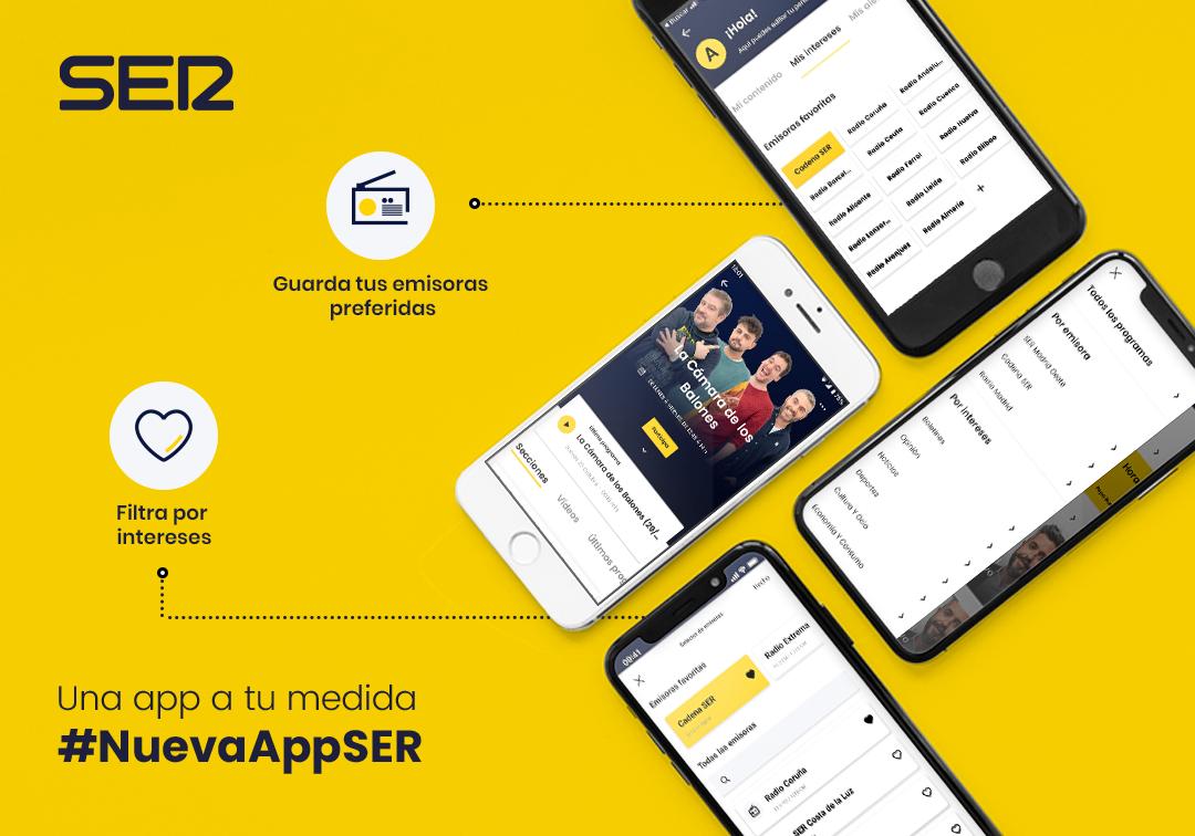 Nueva app Cadena SER