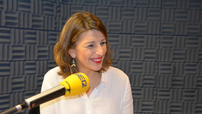 Yolanda Díaz Pepa Bueno SER