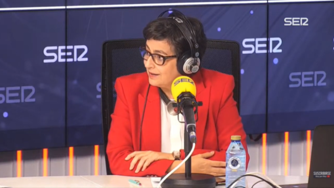 González Laya Barceló Hoy por Hoy