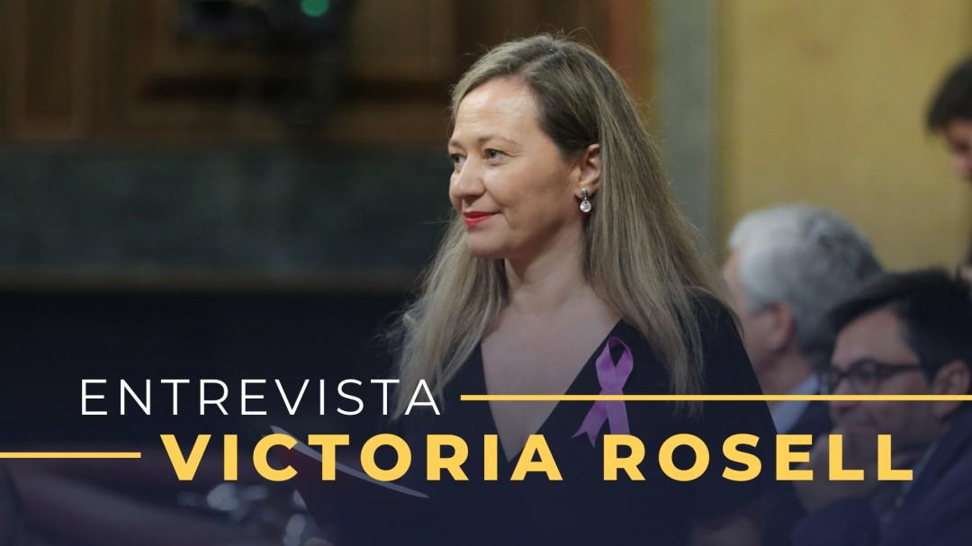 Victoria Rosell Hora 25 Pepa Bueno