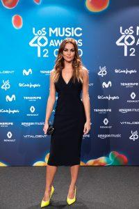 Lara Álvarez en LOS40MA 2020