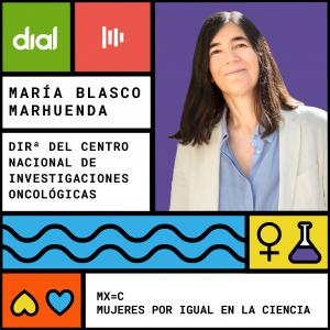 Entrevista María Blasco