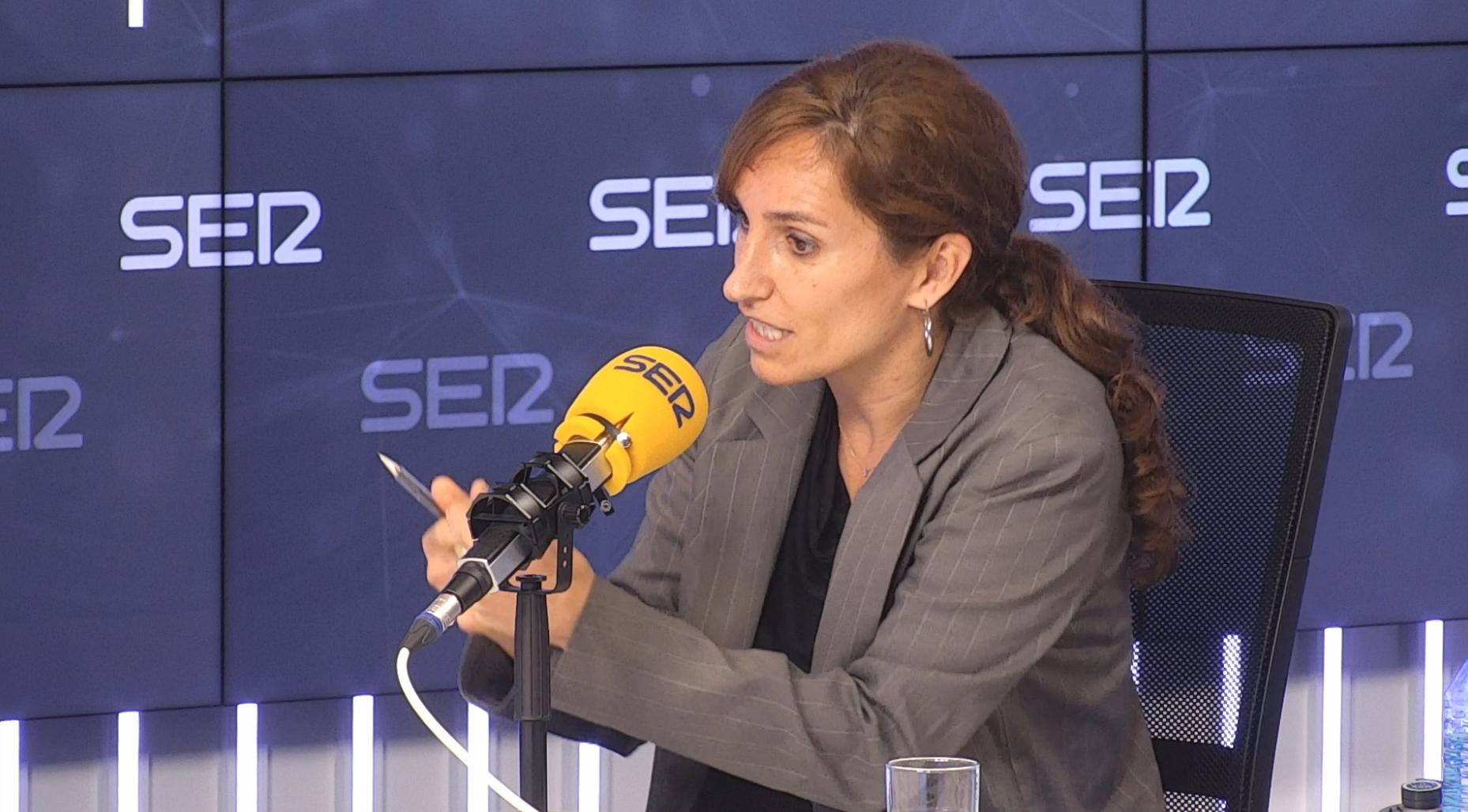 Entrevista Mónica García Hoy por Hoy