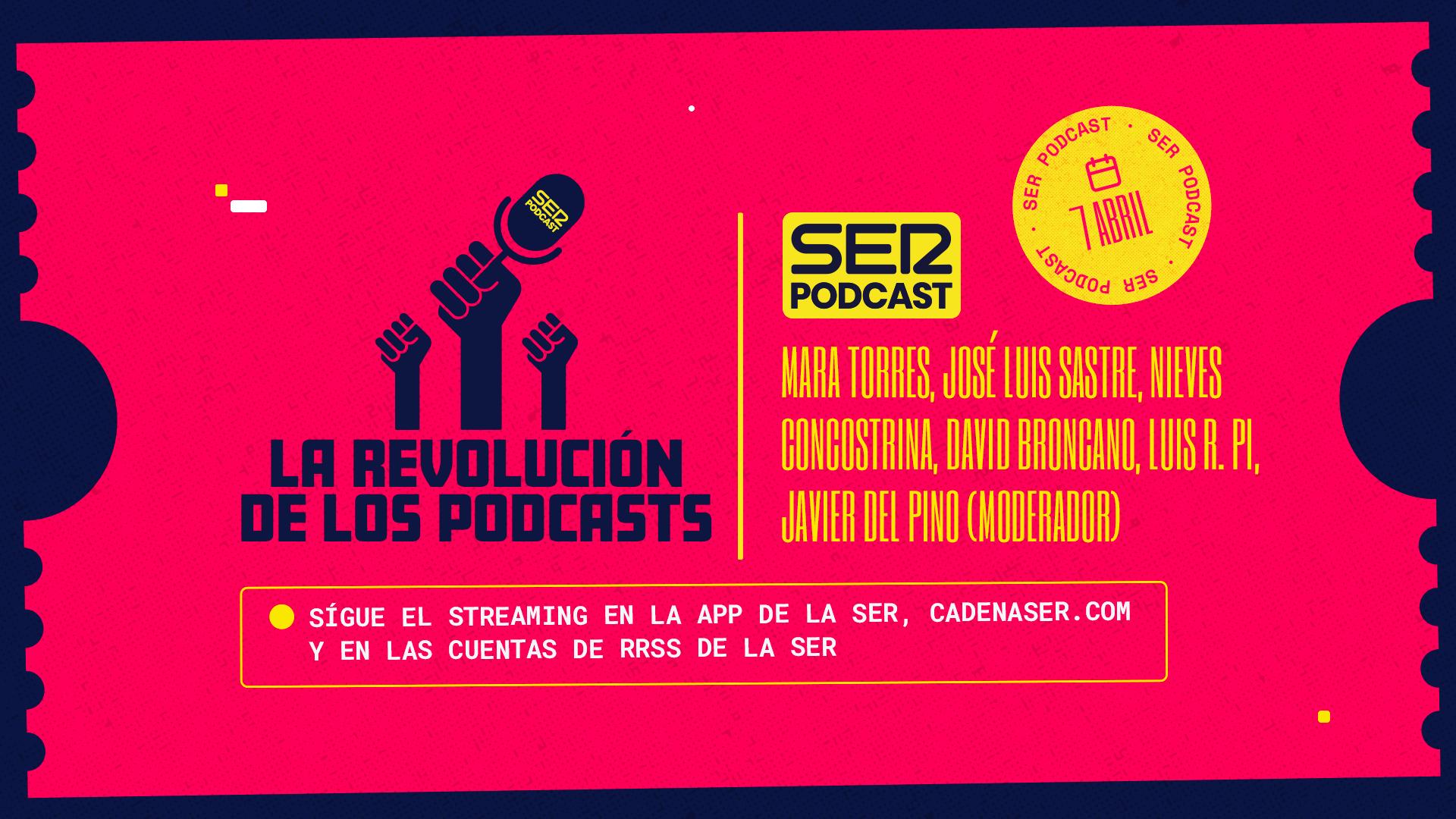 Charla_La revolución de los podcast