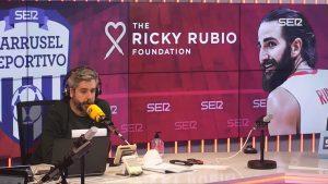 Ricky Rubio en Carrusel Deportivo