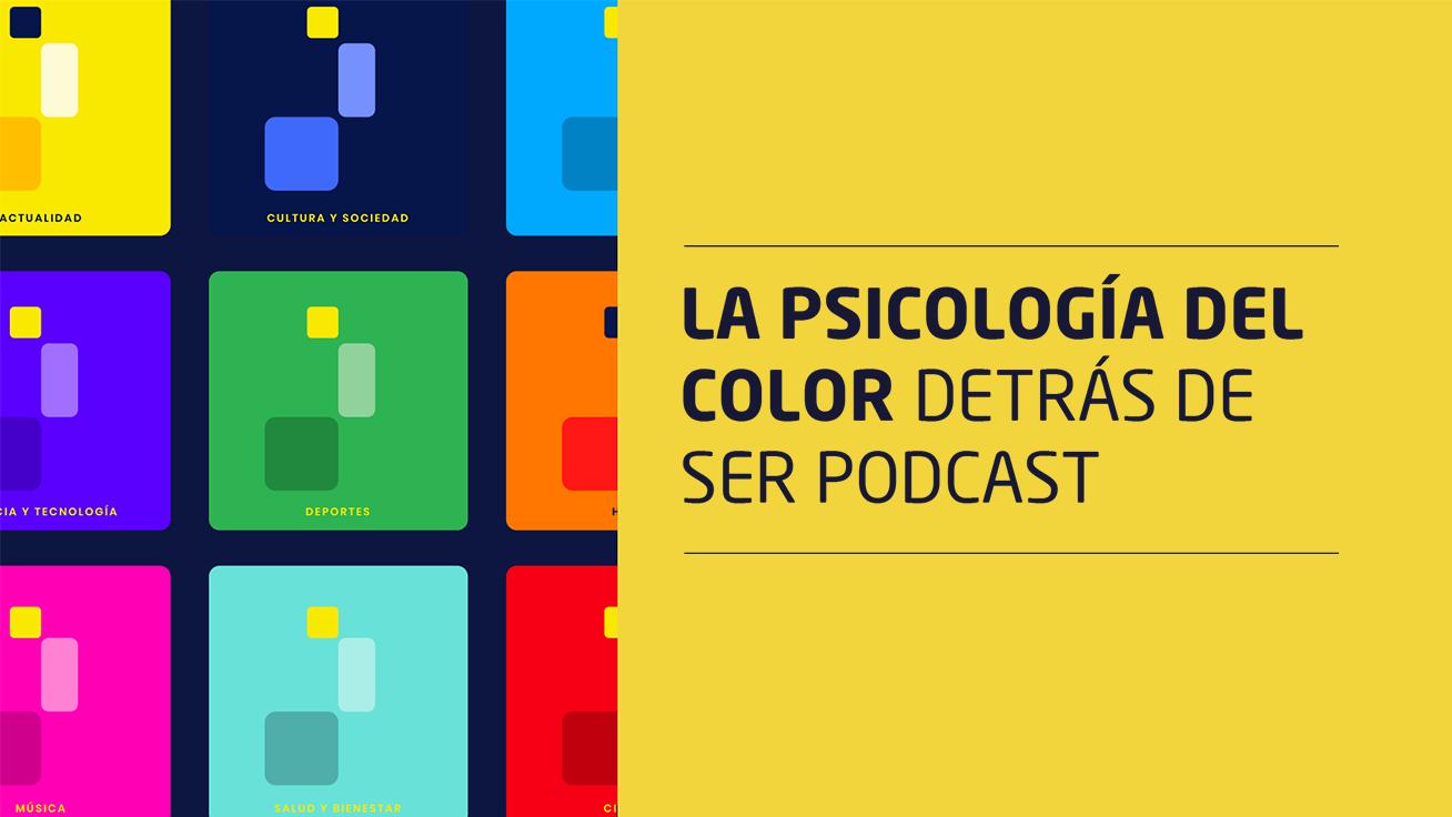Psicología del color de SER PODCAST