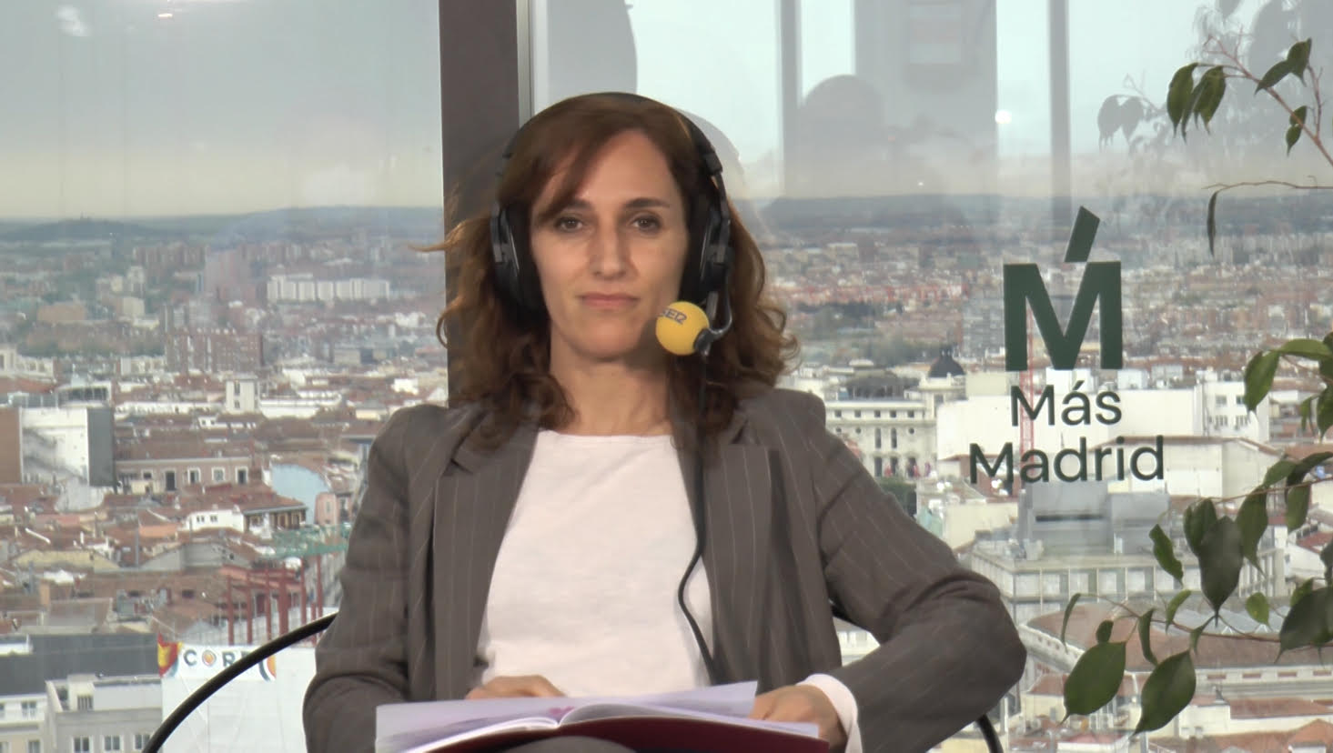 MÓNICA GARCÍA HOY POR HOY