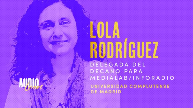 AudioLover Lola Rodríguez