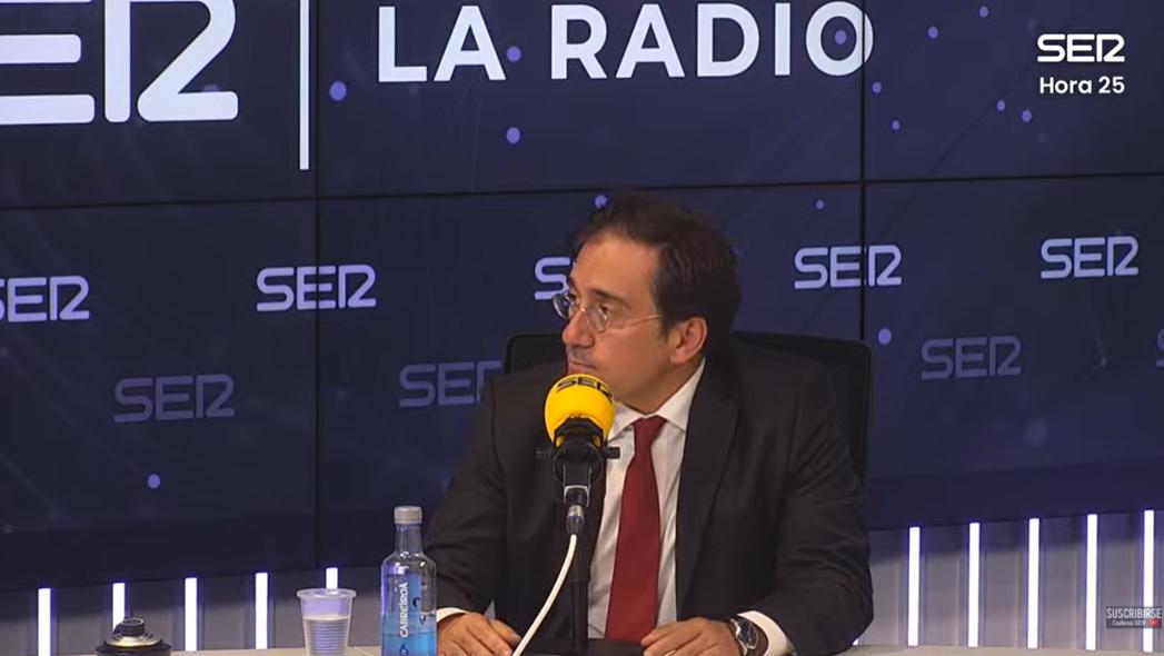 Jose Manuel Albares