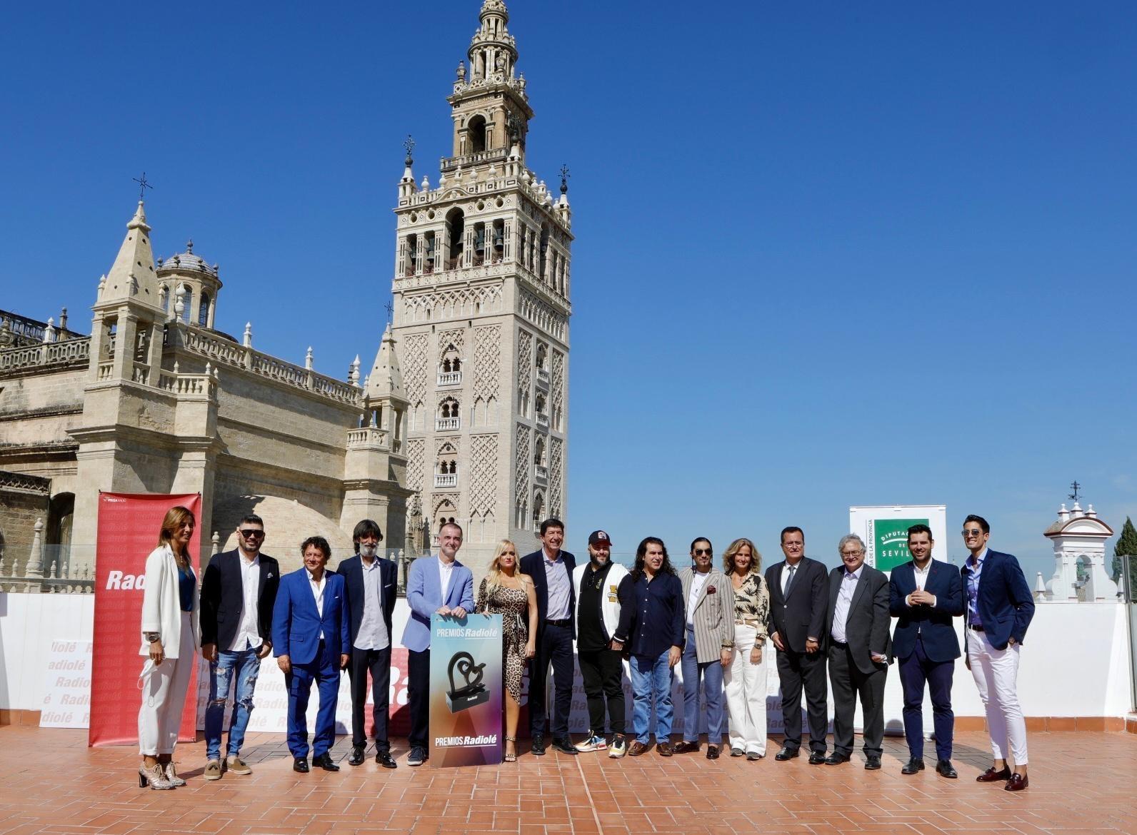 presentación premios radiolé 2021
